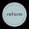 reform fitness logo